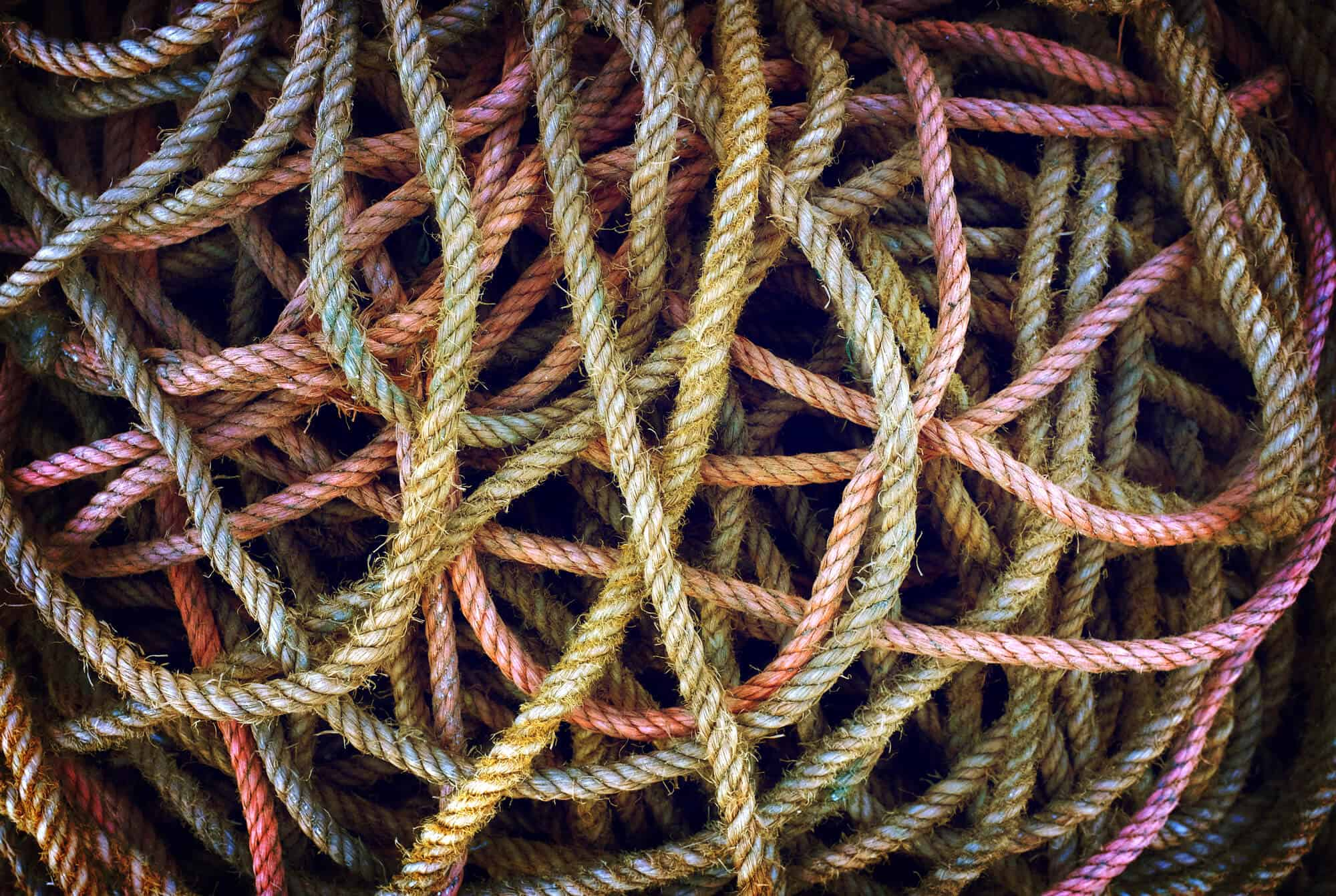 ropes for magnet fishing